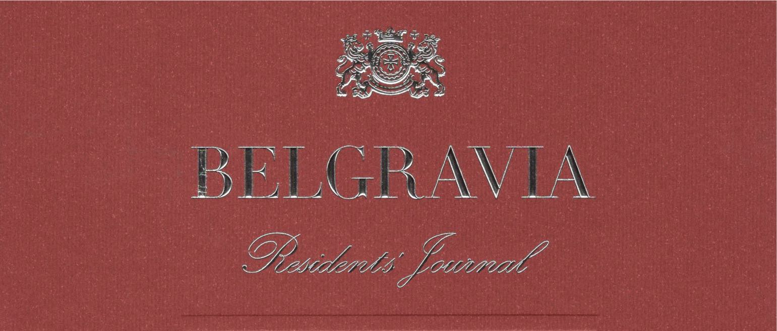 Belgravia Residents' Journal, September 2015