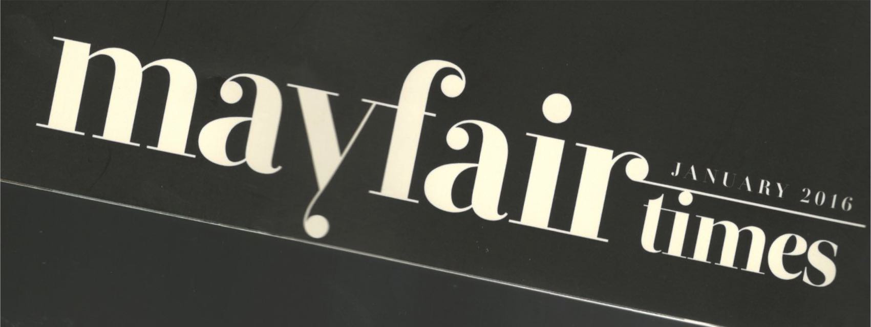 Mayfair Times, January 2016