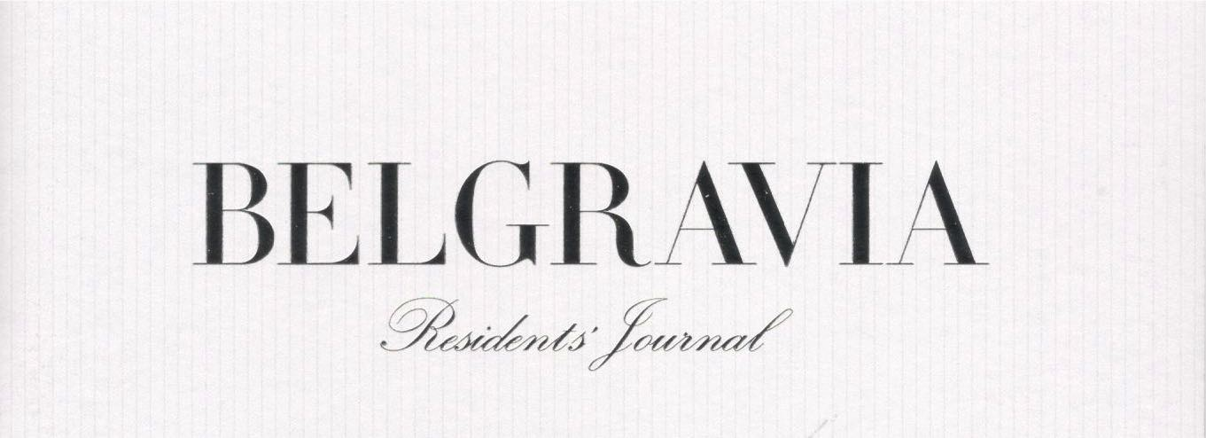 Belgravia Residents' Journal, June 2016