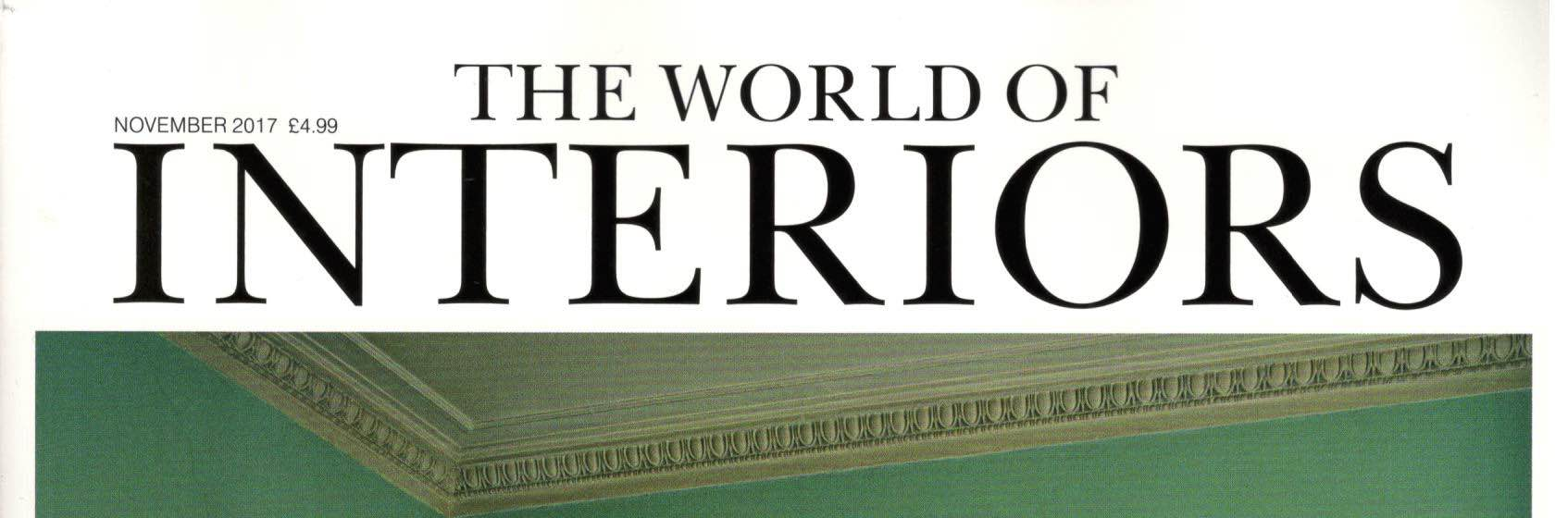The World of Interiors, November 2017