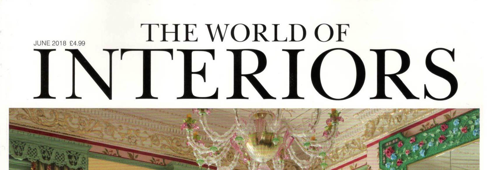 The World of Interiors, July 2018