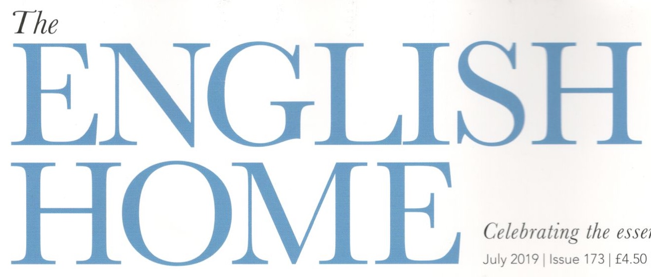 The English Home, July 2019
