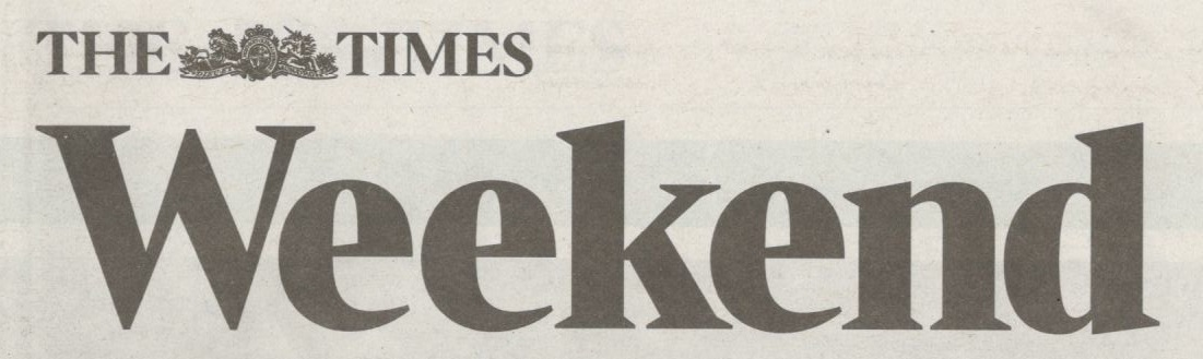 The Times Weekend, December 2019